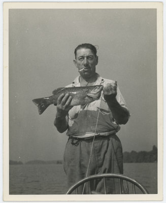 Henry Smith at Chaffey's Lock