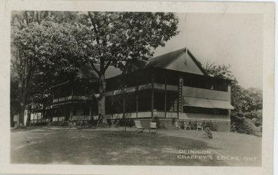 Opinicon Hotel Circa 1935