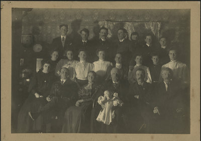 Family Group, Newboro