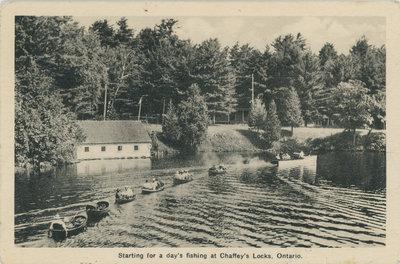 Chaffeys Lock, Ontario