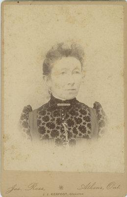 Maria Elizabeth (Libbie) Warren Bass