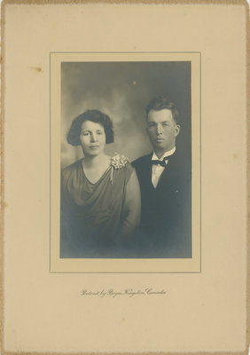 Charles and Anna Pierce Bass