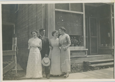 C.J. Kerr's Tinsmith Shop