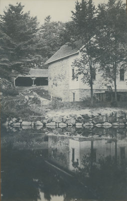 Grist Mill at Chaffeys Lock