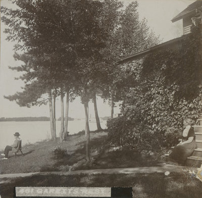 Garrett's Rest on Big Rideau Lake