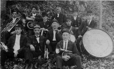 Newboro Masonic Brass Band
