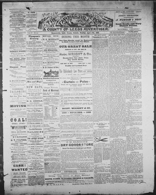 Farmersville Reporter and County of Leeds Advertiser (18840522), 17 Apr 1888