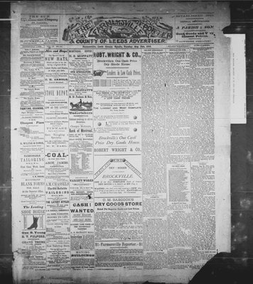 Farmersville Reporter and County of Leeds Advertiser (18840522), 21 Aug 1888