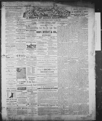 Farmersville Reporter and County of Leeds Advertiser (18840522), 2 Oct 1888
