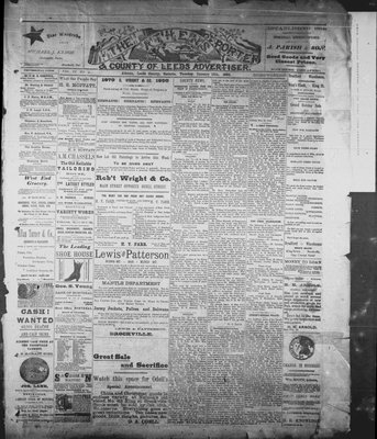 Athens Reporter and County of Leeds Advertiser (18920112), 14 Jan 1890