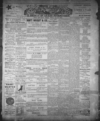 Athens Reporter and County of Leeds Advertiser (18920112), 3 Jun 1890