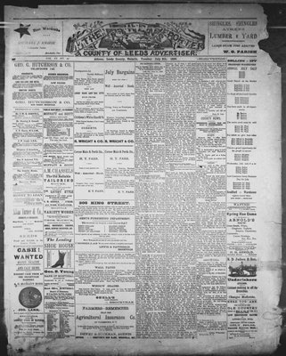 Athens Reporter and County of Leeds Advertiser (18920112), 8 Jul 1890
