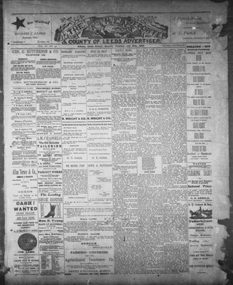 Athens Reporter and County of Leeds Advertiser (18920112), 29 Jul 1890