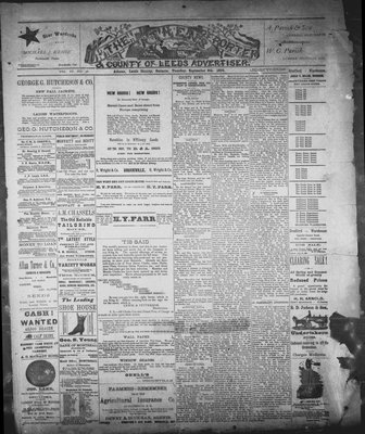 Athens Reporter and County of Leeds Advertiser (18920112), 9 Sep 1890