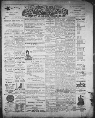 Athens Reporter and County of Leeds Advertiser (18920112), 16 Sep 1890