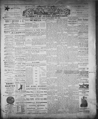 Athens Reporter and County of Leeds Advertiser (18920112), 28 Oct 1890
