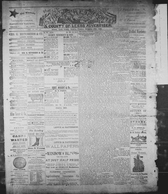 Athens Reporter and County of Leeds Advertiser (18920112), 25 Nov 1890