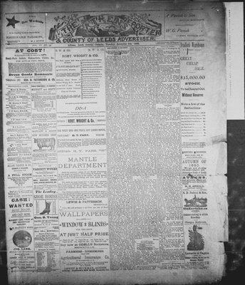 Athens Reporter and County of Leeds Advertiser (18920112), 9 Dec 1890