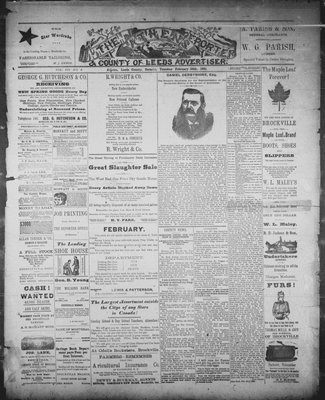 Athens Reporter and County of Leeds Advertiser (18920112), 24 Feb 1891