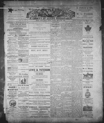 Athens Reporter and County of Leeds Advertiser (18920112), 17 Mar 1891