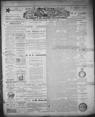Athens Reporter and County of Leeds Advertiser (18920112), 15 Sep 1891
