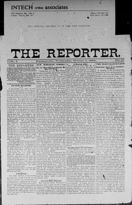 Farmersville Reporter and County of Leeds Advertiser (18840522), 1 Oct 1884
