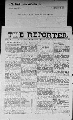 Farmersville Reporter and County of Leeds Advertiser (18840522), 24 Dec 1884