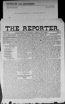 Farmersville Reporter and County of Leeds Advertiser (18840522), 28 Jan 1885