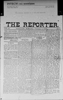 Farmersville Reporter and County of Leeds Advertiser (18840522), 4 Feb 1885