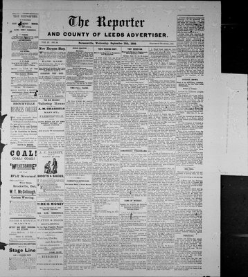 Farmersville Reporter and County of Leeds Advertiser (18840522), 15 Sep 1886