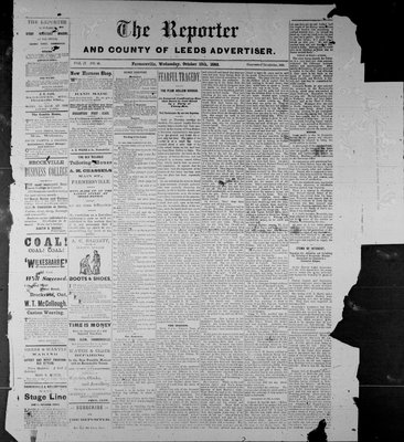 Farmersville Reporter and County of Leeds Advertiser (18840522), 13 Oct 1886