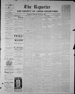 Farmersville Reporter and County of Leeds Advertiser (18840522), 1 Dec 1886