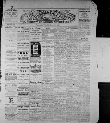 Farmersville Reporter and County of Leeds Advertiser (18840522), 2 Mar 1887