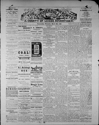 Farmersville Reporter and County of Leeds Advertiser (18840522), 23 Mar 1887