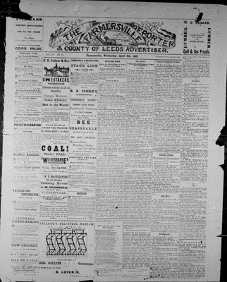 Farmersville Reporter and County of Leeds Advertiser (18840522), 6 Apr 1887