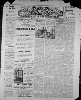 Farmersville Reporter and County of Leeds Advertiser (18840522), 23 Aug 1887