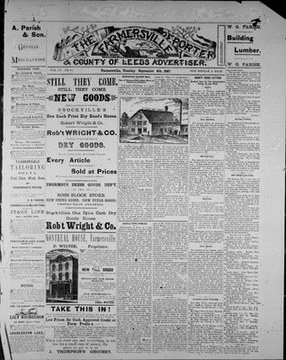 Farmersville Reporter and County of Leeds Advertiser (18840522), 6 Sep 1887