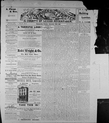 Farmersville Reporter and County of Leeds Advertiser (18840522), 20 Sep 1887
