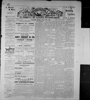 Farmersville Reporter and County of Leeds Advertiser (18840522), 25 Oct 1887