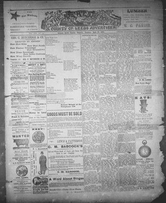 Athens Reporter and County of Leeds Advertiser (18920112), 27 Sep 1892
