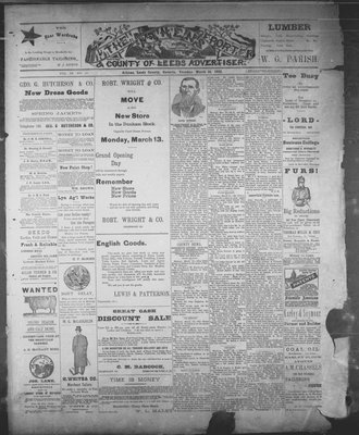 Athens Reporter and County of Leeds Advertiser (18920112), 14 Mar 1893