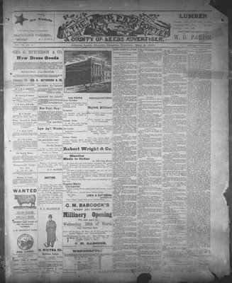 Athens Reporter and County of Leeds Advertiser (18920112), 2 May 1893