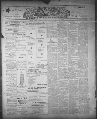 Athens Reporter and County of Leeds Advertiser (18920112), 27 Jun 1893