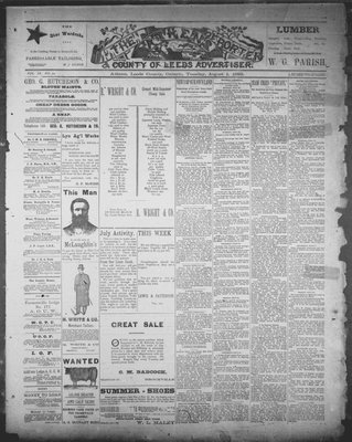 Athens Reporter and County of Leeds Advertiser (18920112), 1 Aug 1893