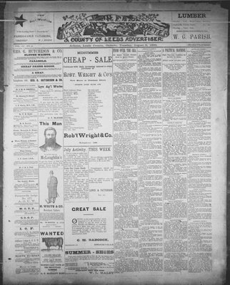 Athens Reporter and County of Leeds Advertiser (18920112), 8 Aug 1893