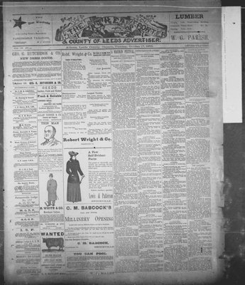 Athens Reporter and County of Leeds Advertiser (18920112), 17 Oct 1893