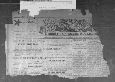 Athens Reporter and County of Leeds Advertiser (18920112), 9 Jan 1894