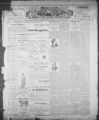Athens Reporter and County of Leeds Advertiser (18920112), 30 Jan 1894