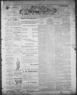 Athens Reporter and County of Leeds Advertiser (18920112), 6 Feb 1894