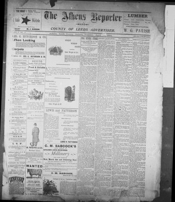 Athens Reporter and County of Leeds Advertiser (18920112), 24 Apr 1894